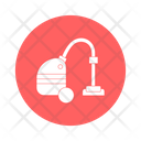 Cleaning Hoover Household Appliance Icon