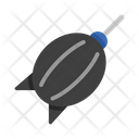 Cleaning Blower Icon