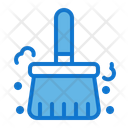 Broom Home Appliance Icon
