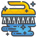 Cleaning Brush Cleaning Brush Icon