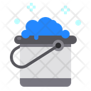 Cleaning Bucket Clean Cleaner Icon