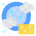 Cleaning Dish Icon