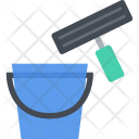 Window Cleaning Equipment Icon