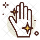Cleaning Hand Hand Wash Clean Hand Icon