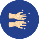 Cleaning Hands Icon