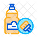 Cleaning Liquid Icon