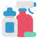 Quarantine Stayhome Clean Disinfection Icon