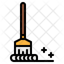 Mop Cleaning Bucket Icon