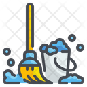 Cleaning Mop Cleaning Mop Icon