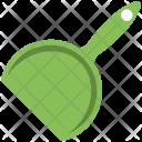 Green Pan Dustpan Icon