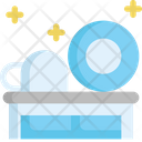 Plate Cup Clean Icon