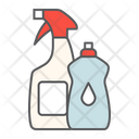 Cleaning Product Household Products Hygiene Supermarket Department Icon