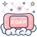 Soap Soap Bar Bathing Detergent Icon