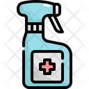 Spray Alcohol Hygiene Icon