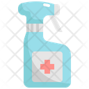 Spray Virus Bacteria Icon