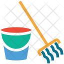 Clean Cleaning Janitor Icon