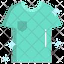 Cleaning Tshirt Icon
