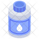 Cleaner Lotion Cleaner Bottle Icon