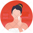 Cleaning Facial Facial Cleaning Icon