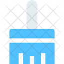 Clear Painting Bruch Brush Icon