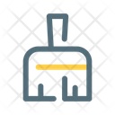 Clear Broom Icon