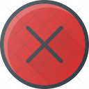 Clear Disable Interface Icon