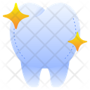 Clear Clean Dental Care Icon