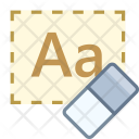Clear formatting Icon
