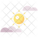 Clear Sky Icon