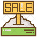 Clearance Sale Shopping Icon