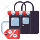 Mclearance Sale Clearance Sale Shopping Icon