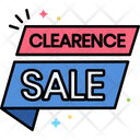 Clearence Sale Icon