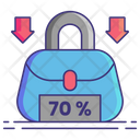 Clearance Sale Icon