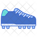 Cleats Shoes Boot Icon