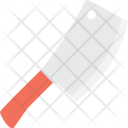 Cleaver Bloody Knife Icon