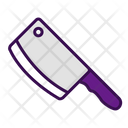 Cleaver Kitchen Household Icon