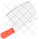 Cleaver Meat Butcher Icon