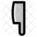 Cleaver Knife Kitchen Icon