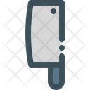 Cleaver Knife Meat Icon