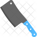 Cleaver Butcher Knife Icon