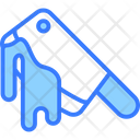 Cleaver Ghost Monster Icon