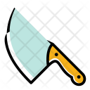Cleaver Axe Tool Icon