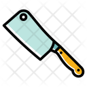 Cleaver Tool Equipment Icon