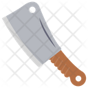 Cleaver Cutting Tool Chopping Tool Icon