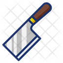 Cleaver Knife Chop Icon