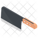 Cleaver Kitchen Utensil Knife Icon