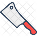 Knife Butcher Knife Cleaver Icon