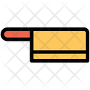 Knife Cutting Kitchen Equipment Icon