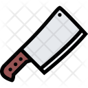 Cleaver Kitchen Cooking Icon
