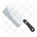Cleaver Knife Tool Blade Icon
